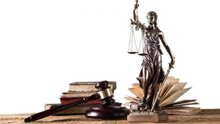 Laude Rechtzitting.internationale Rechtsuitspraak Van San Francisco, Eeuu. Juridisch Herkent In Spanje