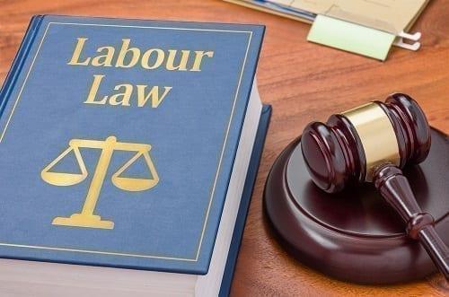 Arbeids aanklacht Voor De Tijd Van Pause Niet Opgenomen, Vergoeding